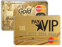 Gebührenfrei MasterCard GOLD und payVIP MasterCard GOLD Kreditkarten
