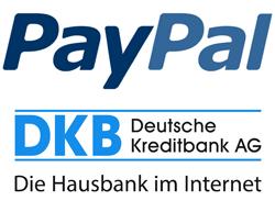 PayPal und DKB kooperieren