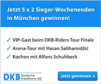 DKB Gewinnspiel