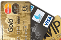 DKB VISA Card, Gebührenfrei MasterCard GOLD, payVIP MasterCard GOLD