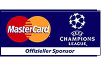 MasterCard Gewinnspiel zur UEFA Champions League