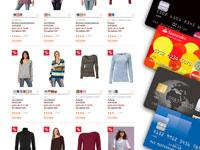In Online-Shops sind Kreditkarten ein gern gesehenes Zahlungsmittel