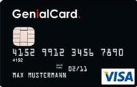 Genialcard Kreditkarte