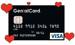 GenialCard Valentinstag